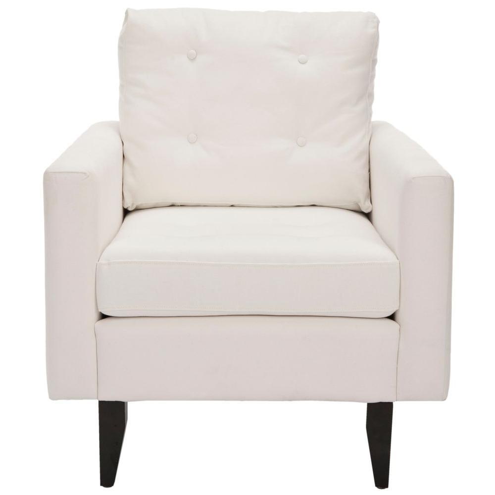 overstock arm chair il mondo del bambino baby safavieh caleb white java cotton club mcr4569a the home