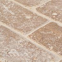 Tumbled Travertine Wall And Floor Tiles Noce - Carpet ...