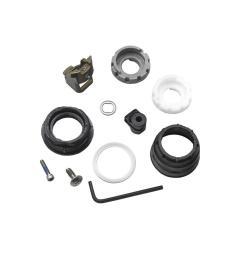 moen handle mechanism kit for 7400 7600 series kitchen faucets 93980 moen vestige diagram handle mechanism [ 1000 x 1000 Pixel ]