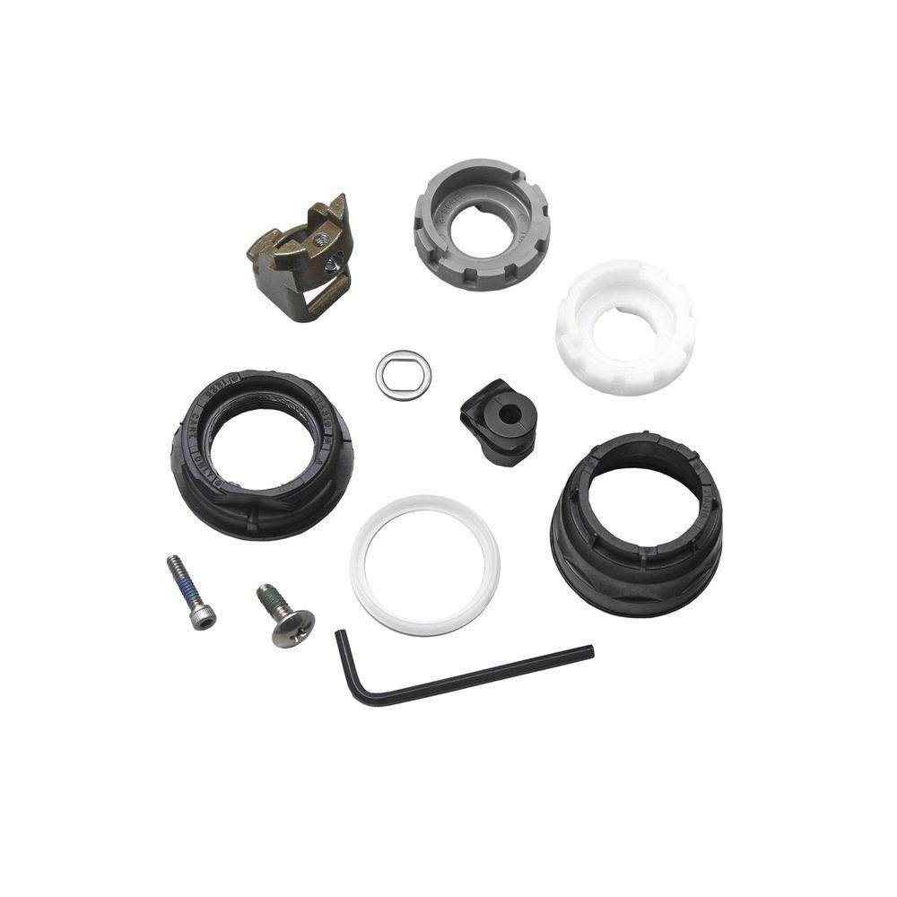 hight resolution of moen handle mechanism kit for 7400 7600 series kitchen faucets 93980 moen vestige diagram handle mechanism