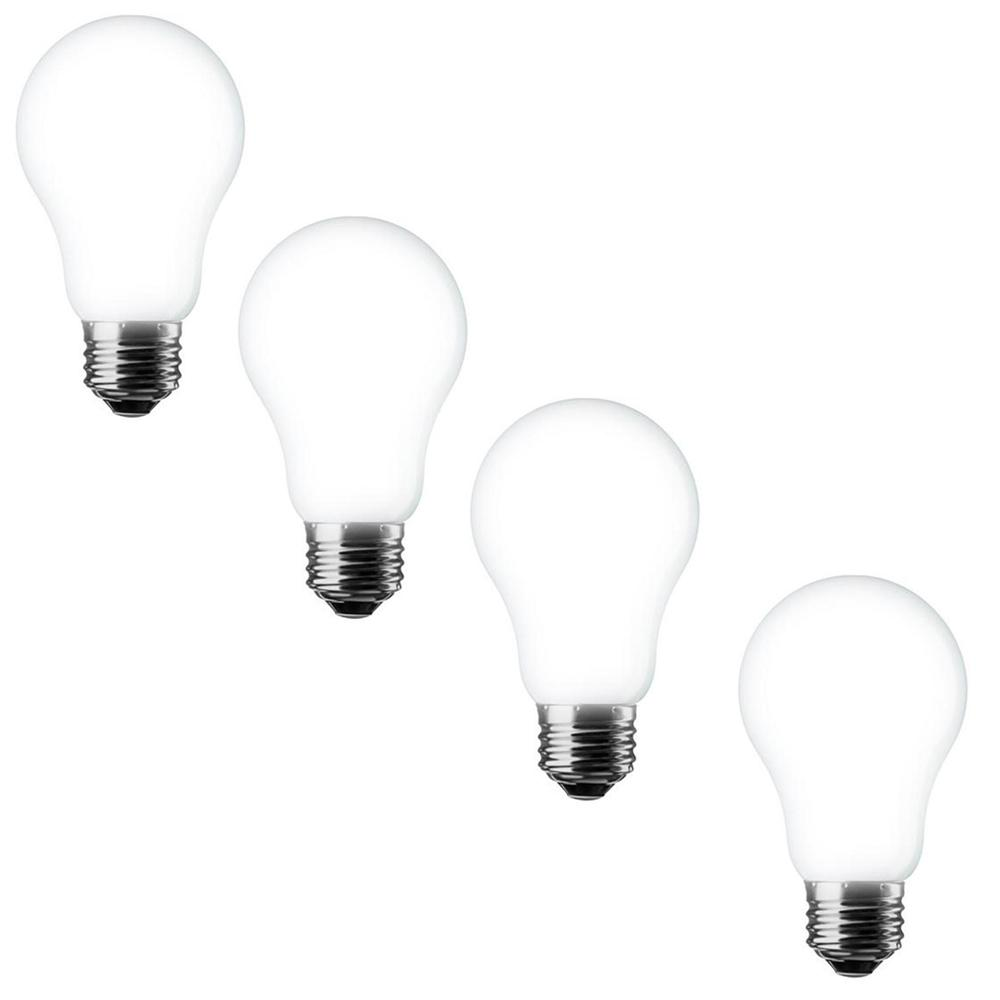 Meilo 60W Equivalent Daylight A19 Dimmable LED Light Bulb