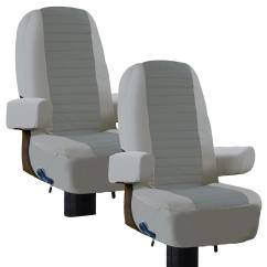 Rv Captain Chair Seat Covers Hanging Germany Classic Accessories Overdrive Cover 2 Pack 80 421