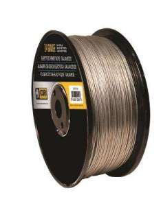 mile gauge electric fence wire also fencing the home depot rh homedepot