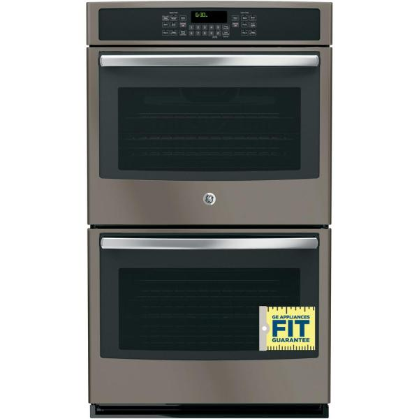 Kitchenaid 30 In. Double Electric Wall Oven -cleaning With Convection In Stainless Steel