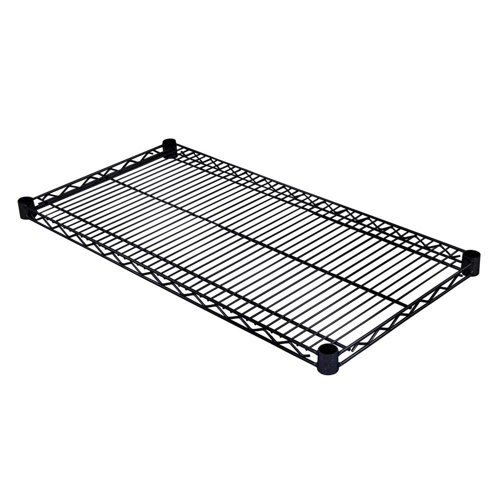 Excel 36 in. W x 18 in. D Individual NSF Wire Shelf in