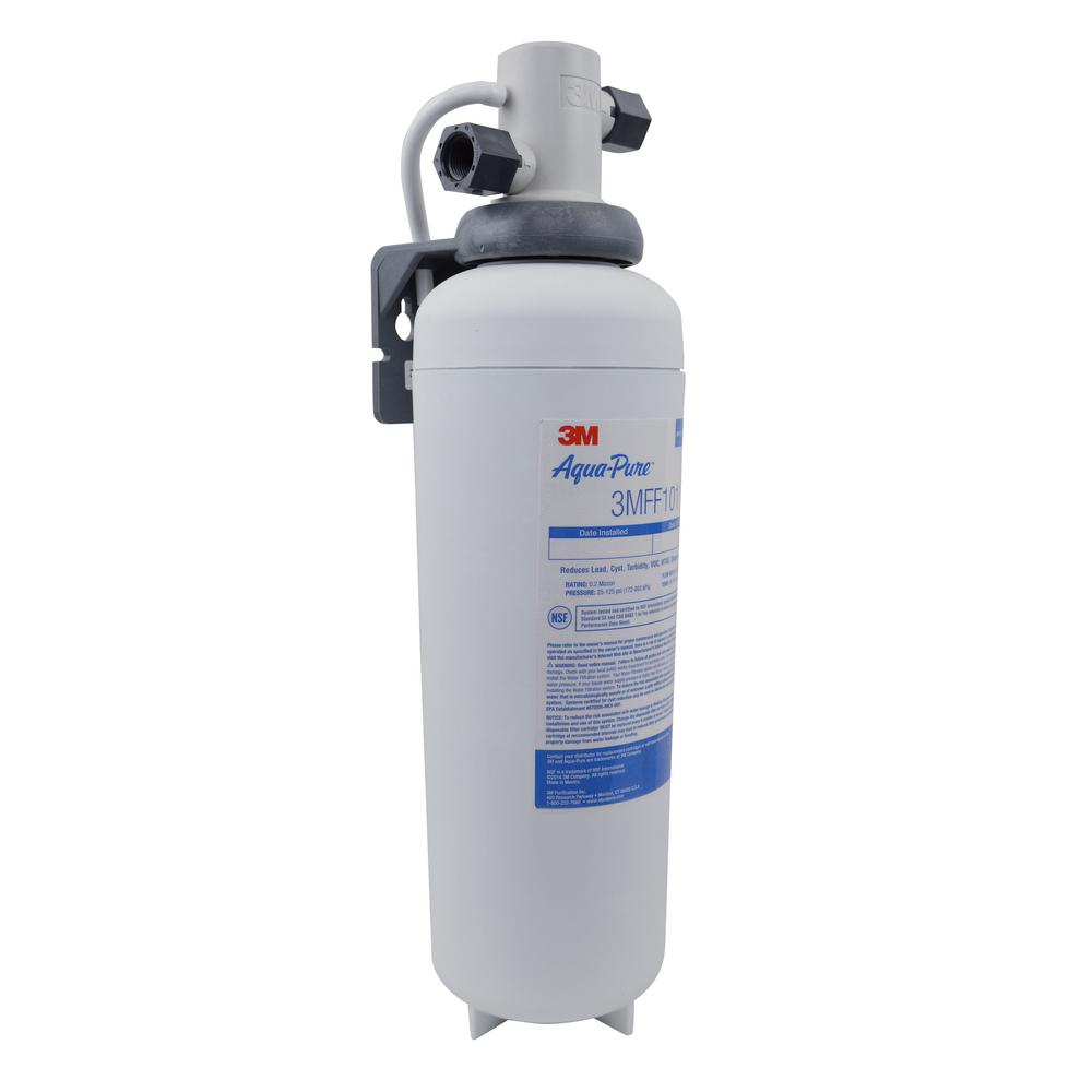 3M Under Sink Full Flow Water Filter System 3MFF100