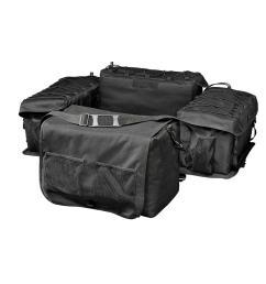 raider deluxe black atv rack bag [ 1000 x 1000 Pixel ]