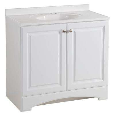 36 Inch Vanities Bath The Home Depot