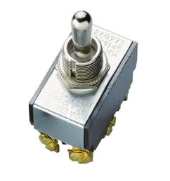 gardner bender 20 amp double pole toggle switch 1 pack gsw 16 pole on on dpdt mini toggle switch also can be wired as on off [ 1000 x 1000 Pixel ]