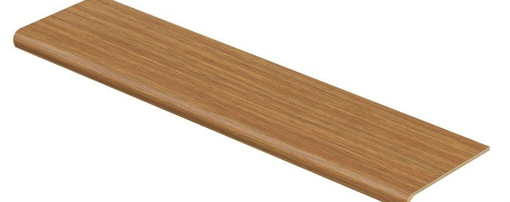 Cap A Tread Royal Oak Classic Auburn Oak 47 In Length X 12 1 8 In   Oak Stair Tread Caps   Scraped Oak   Red Oak   Vinyl Plank Flooring   Pergo Outlast   Sp125 4F048C