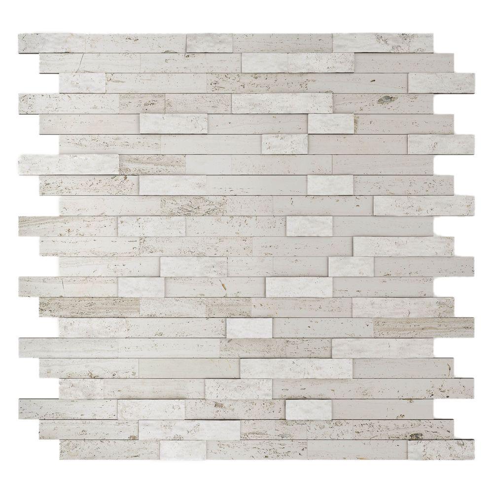 Stone Backsplash Tiles Home Depot