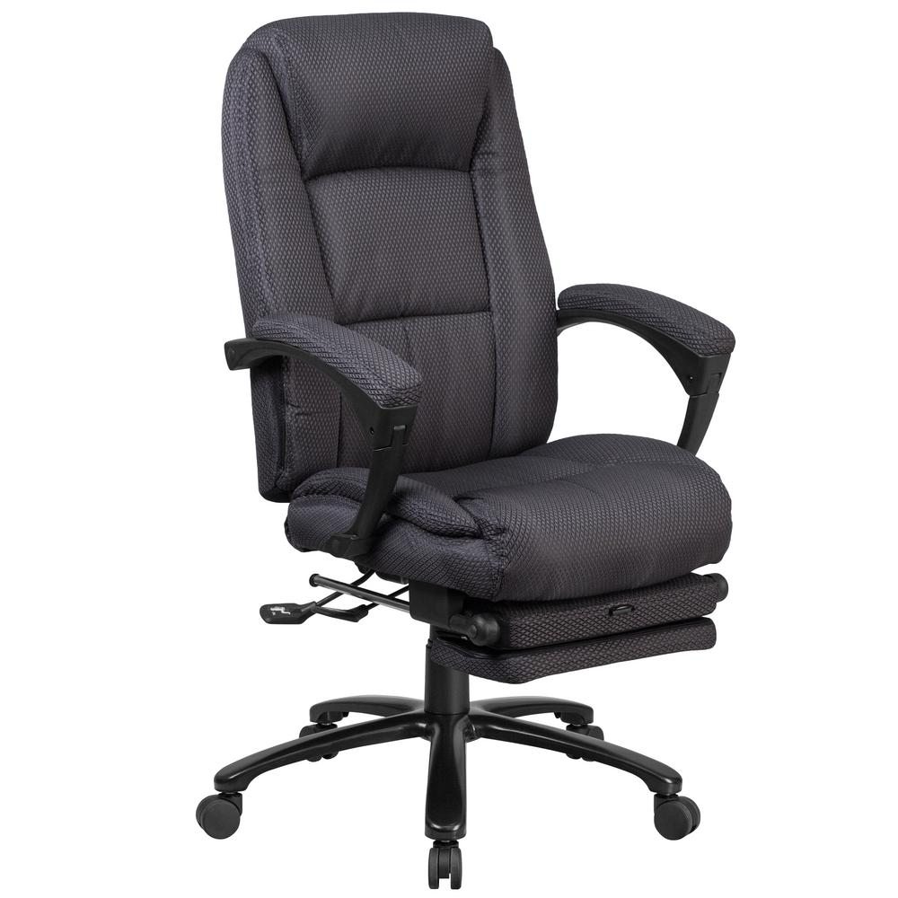 Flash Furniture Gray OfficeDesk ChairBT90288HGY  The