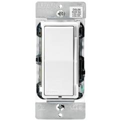 Leviton Slide Dimmer Wiring Diagram 180sx Decora 600 Watt Single Pole 3 Way Universal Rocker White Light Almond
