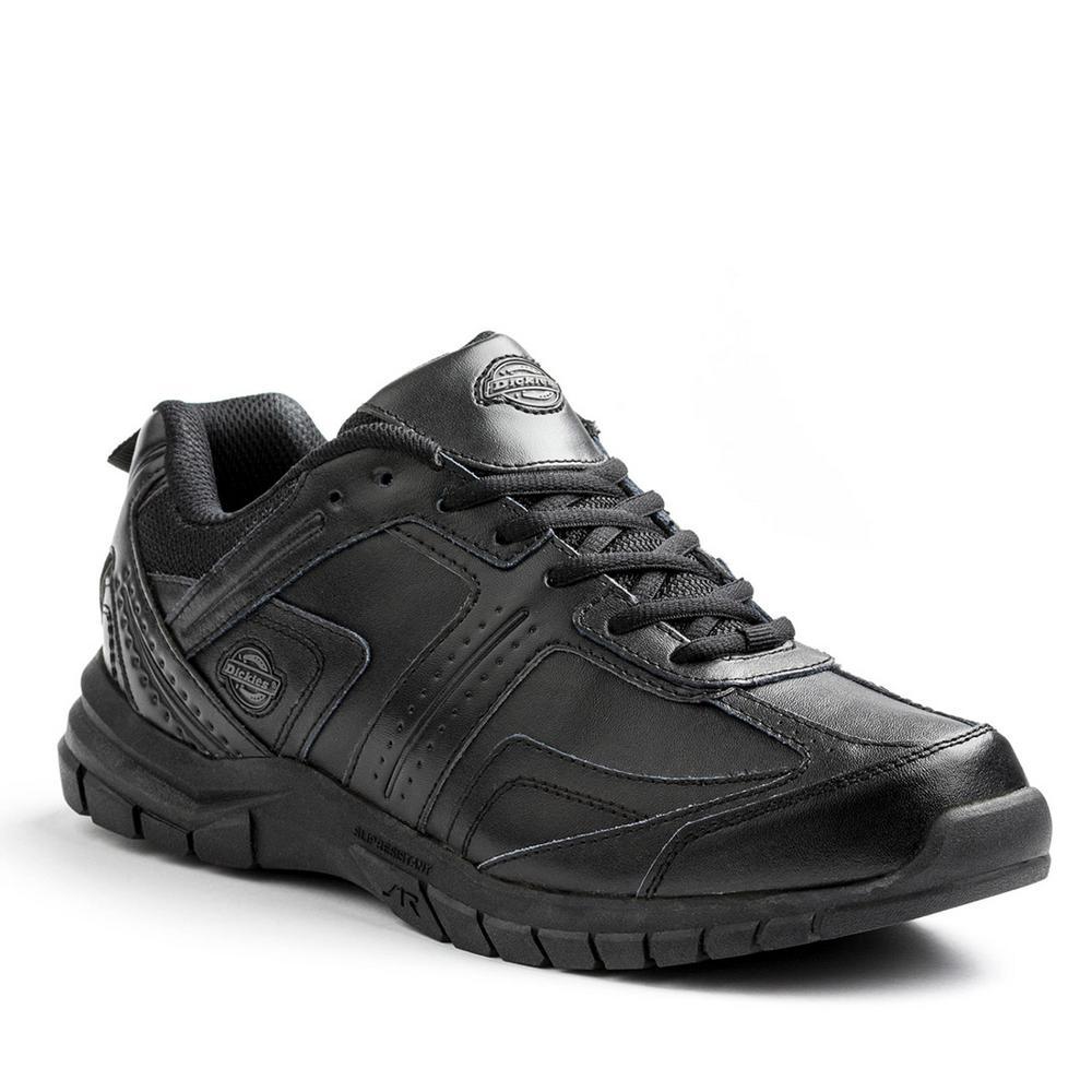 Wide Slip Resistant Work Shoes