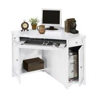 Home Decorators Collection Oxford White 50 in. W Corner ...