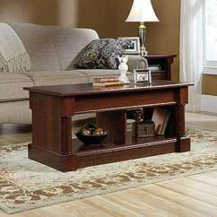 Cherry Furniture Living Room Good Paint Colours For Rooms The Home Depot Palladia Select Lift Top Coffee Table