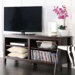 Living Room Tv Stand Luxury Rooms 2017 Stands Furniture The Home Depot Essential Espresso Entertainment Center