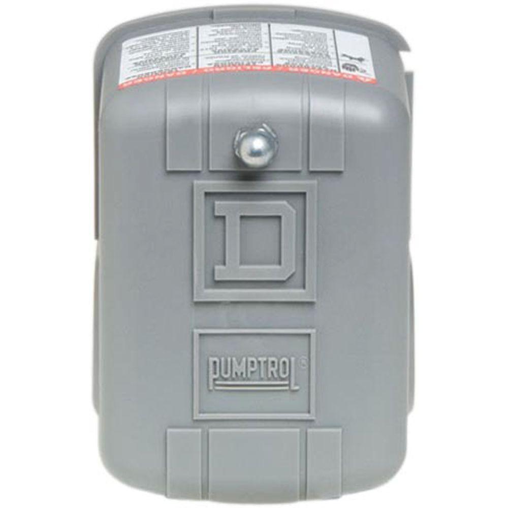 medium resolution of square d 20 40 psi pumptrol well pump water pressure switch