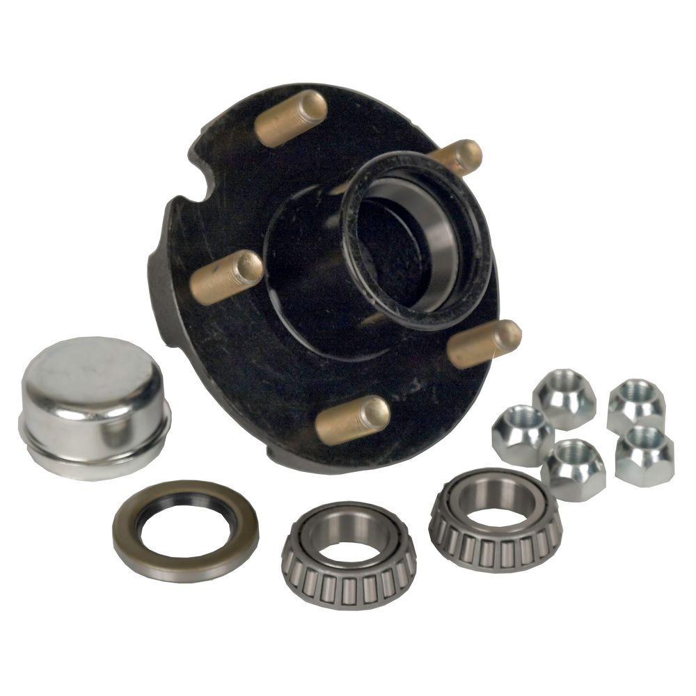 Martin Wheel 5 Bolt Hub Repair Kit For 1 116 In Axle