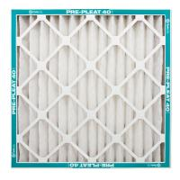Flanders PrecisionAire 25 in. x 25 in. x 1 in. Pre-Pleat ...