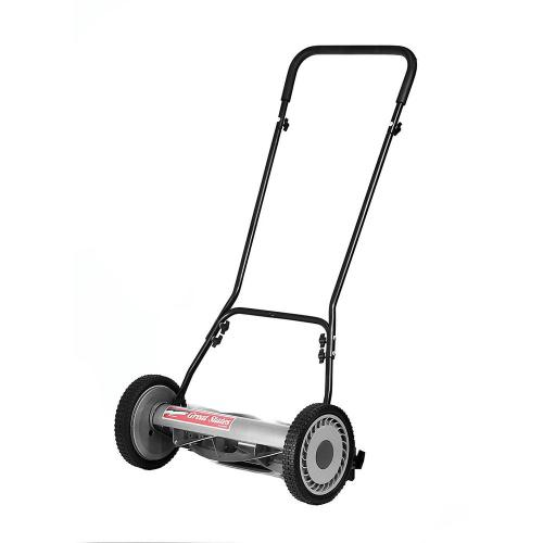 small resolution of great states corporation 18 in manual walk behind non electric reel lawn mower