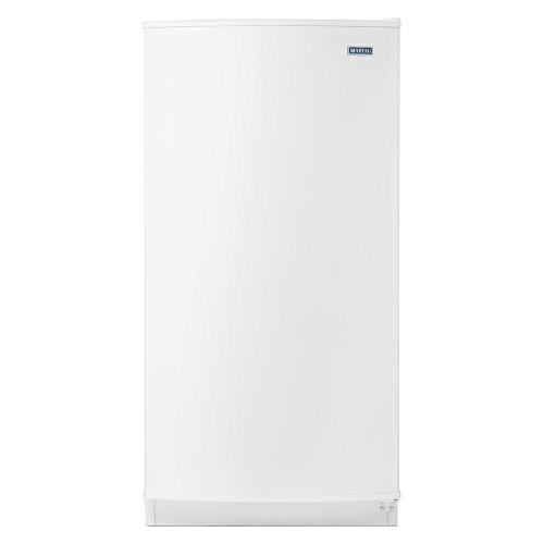small resolution of frost free upright freezer in white