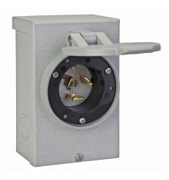 50 amp power inlet box [ 1000 x 1000 Pixel ]