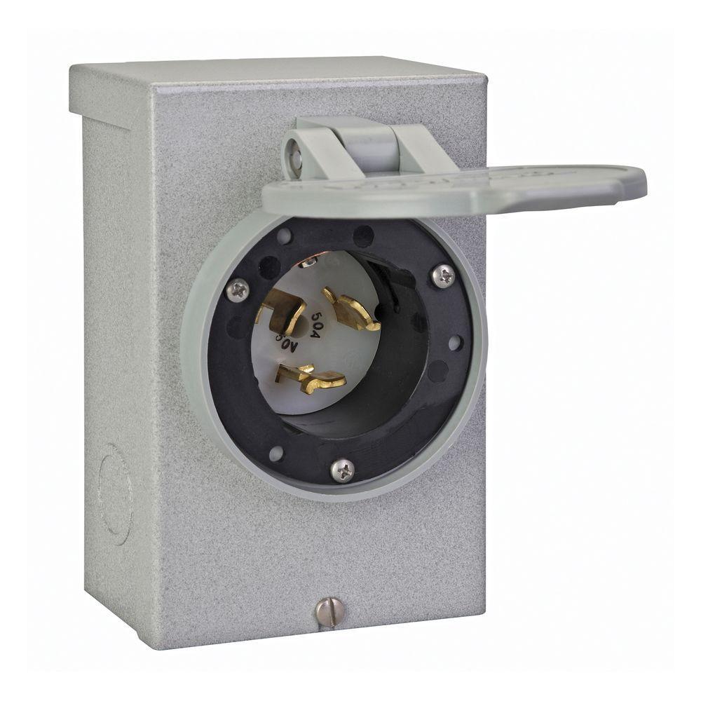 medium resolution of 50 amp power inlet box
