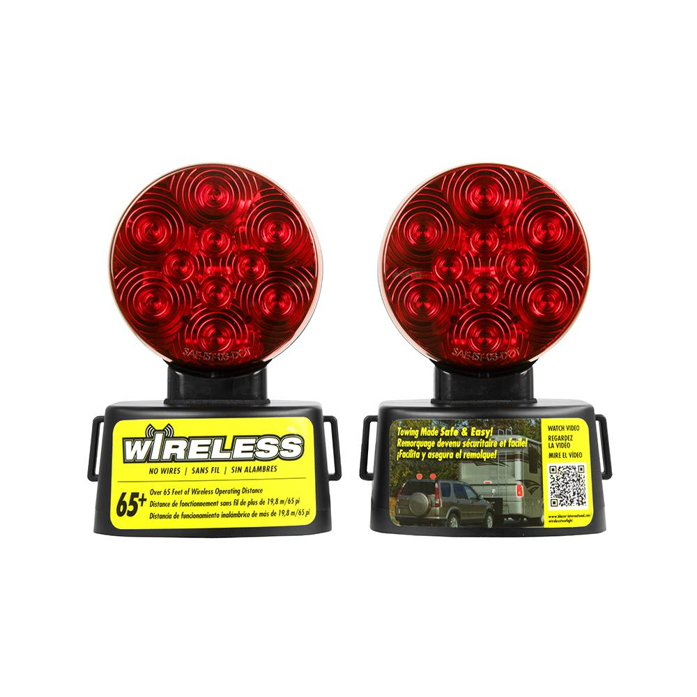 medium resolution of blazer blazer led wireless magnetic towing light kit c6304 the mercury wiring harness diagram wrecker parts magnetic wiring harness