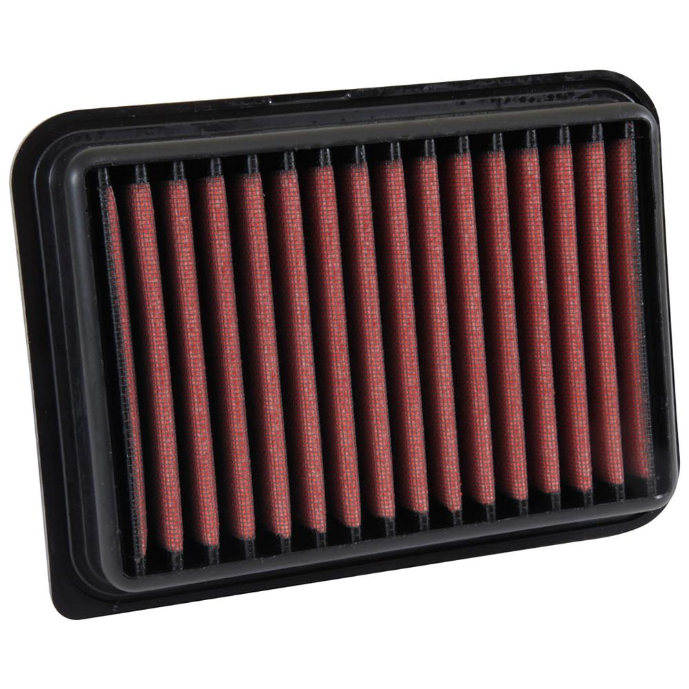 medium resolution of 06 10 toyota yaris dryflow air filter