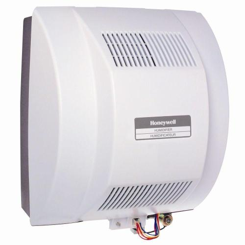 small resolution of honeywell powered flow through whole house humidifier