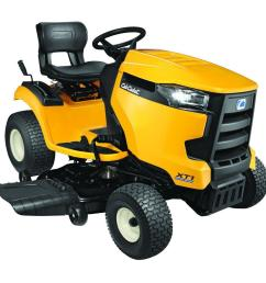 cub cadet xt1 enduro series lt 46 in 22 hp v twin kohler hydrostatic [ 1000 x 1000 Pixel ]