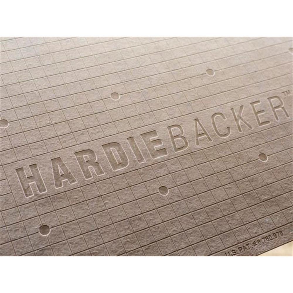 How To Cut Hardiebacker Board 500