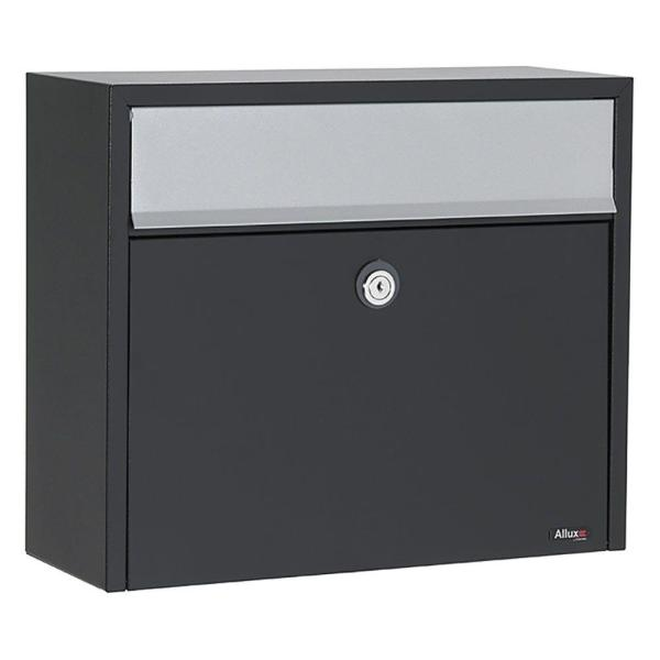 Black Wall Mount Mailboxes