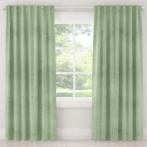 Skyline Furniture 50 In. X 63 L Unlined Curtains In