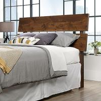 SAUDER Carson Forge Coffee Oak Full/Queen Headboard-419887 ...