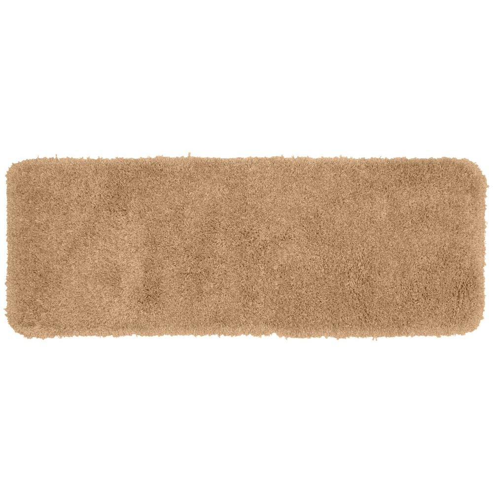 Garland Rug Serendipity Taupe 22 In X 60 In Washable