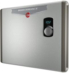 performance 36 kw self modulating 6 gpm electric tankless water heater [ 1000 x 1000 Pixel ]