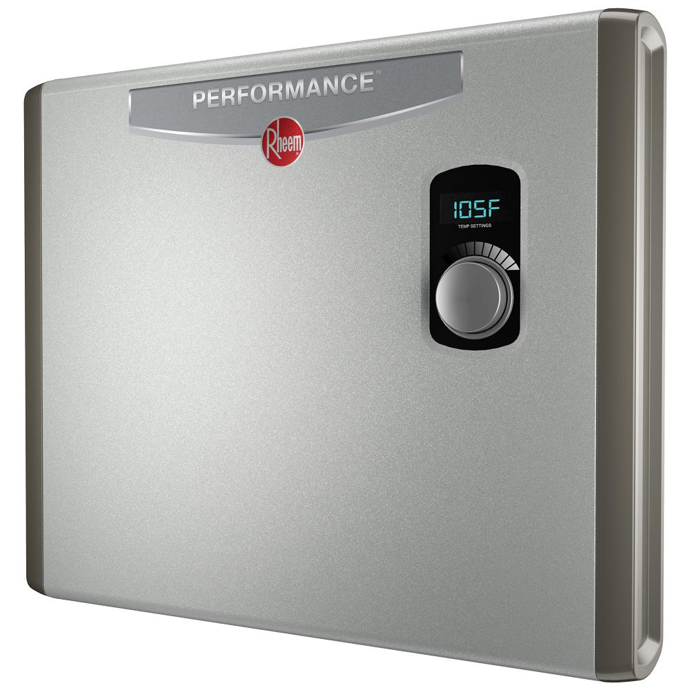 medium resolution of performance 36 kw self modulating 6 gpm electric tankless water heater