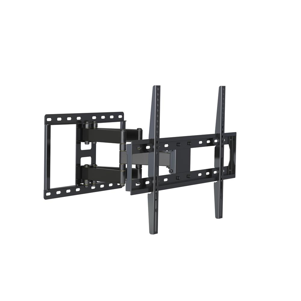 hight resolution of commercial electric full motion tv wall mount for 26 in 90 in tvs