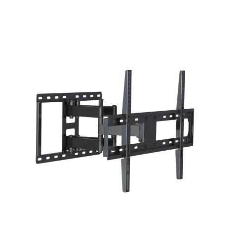 small resolution of commercial electric full motion tv wall mount for 26 in 90 in tvs