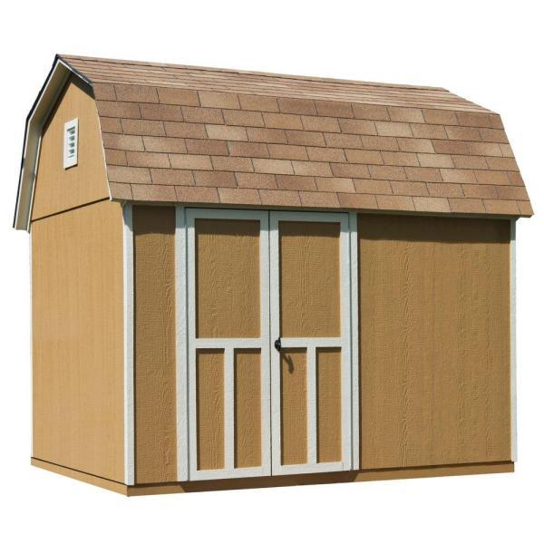 Wood Storage Sheds Home Depot