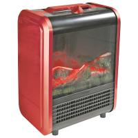 Comfort Zone Mini Electric Fireplace-CZFP1 - The Home Depot