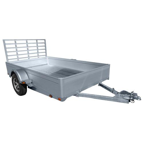 small resolution of northstar trailers unistar 6 ft x 10 5 ft atv trailer kit with side loading ramps and rear loading gate uni the home depot
