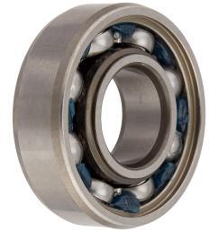 rear outer wheel bearing fits 1989 2001 suzuki swift [ 1000 x 1000 Pixel ]