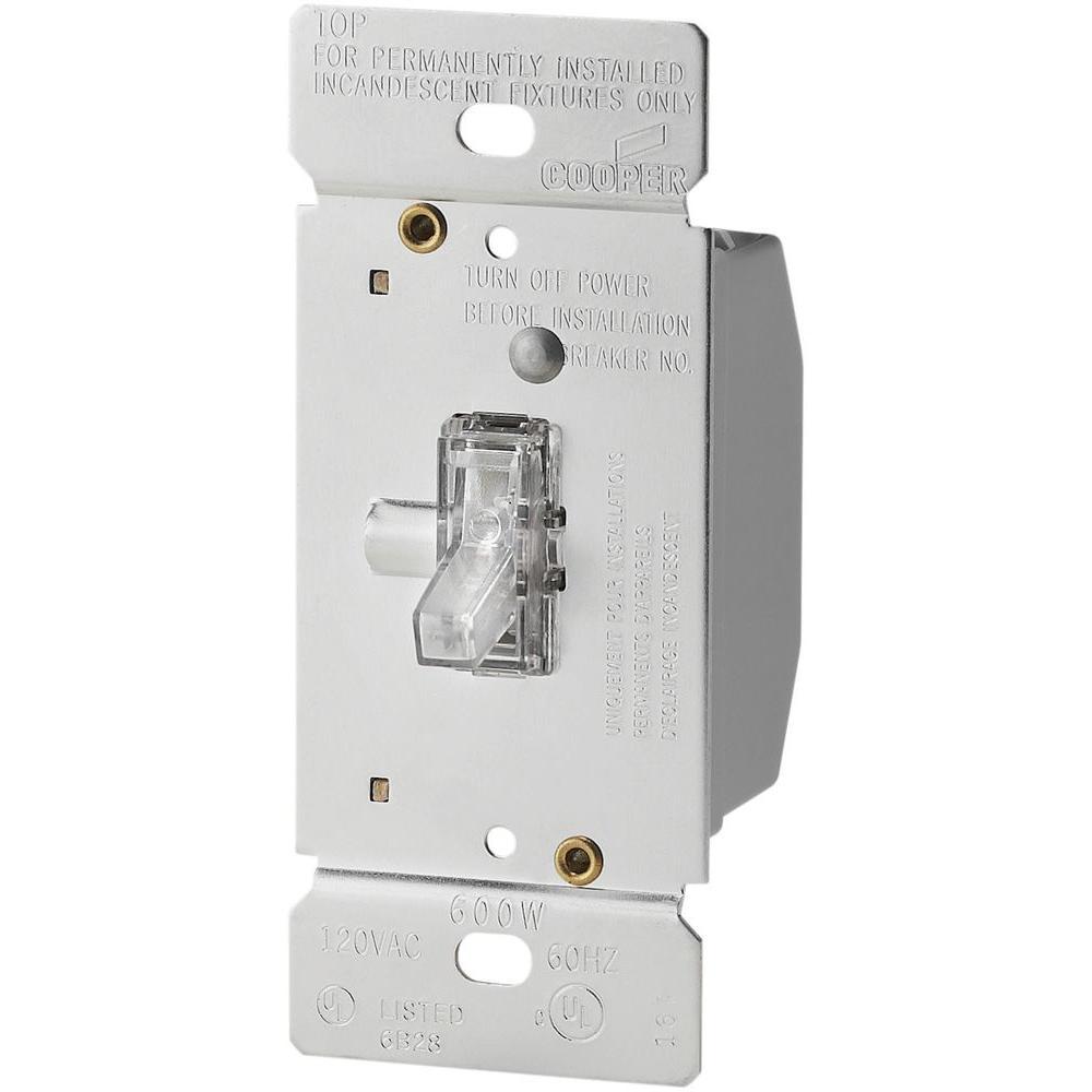 medium resolution of eaton 600 watt 120 volt single pole 3 way lighted incandescent