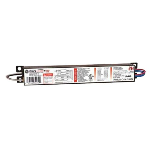small resolution of ge 120 to 277 volt electronic ballast for 4 ft 2 lamp t12 fixture 3 lamp ballast wiring diagram ge ballast wiring 240