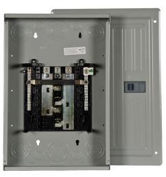 siemens es series 200 amp 12 space 24 circuit main lug indoor 3  [ 1000 x 1000 Pixel ]