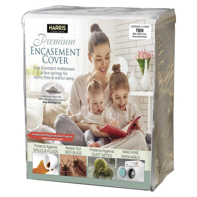 Mattress Or Box Spring Protective Encat Cover