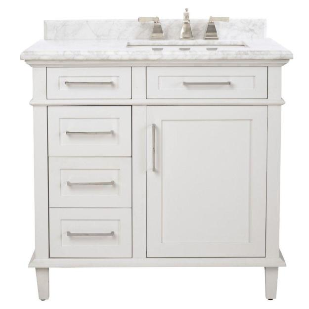 home decorators collection sonoma 36 in. w x 22 in. d bath vanity in
